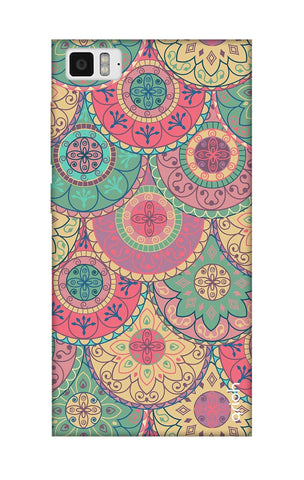 Colorful Mandala Xiaomi Mi 3 Cases & Covers Online