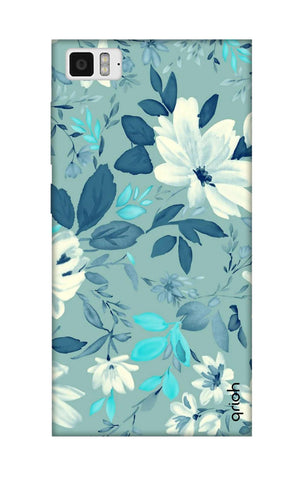 White Lillies Xiaomi Mi 3 Cases & Covers Online