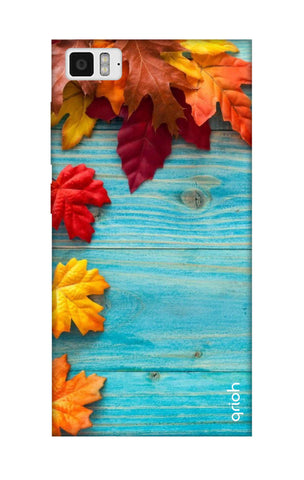 Fall Into Autumn Xiaomi Mi 3 Cases & Covers Online