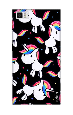 Colourful Unicorn Xiaomi Mi 3 Cases & Covers Online