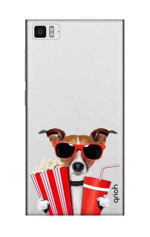 Dog Watching 3D Movie Xiaomi Mi 3 Cases & Covers Online