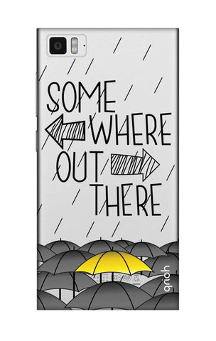 Somewhere Out There Xiaomi Mi 3 Cases & Covers Online