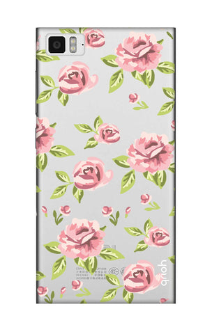 Elizabeth Era Floral Xiaomi Mi 3 Cases & Covers Online
