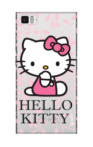 Hello Kitty Floral Xiaomi Mi 3 Cases & Covers Online