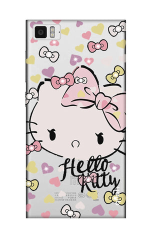 Bling Kitty Xiaomi Mi 3 Cases & Covers Online