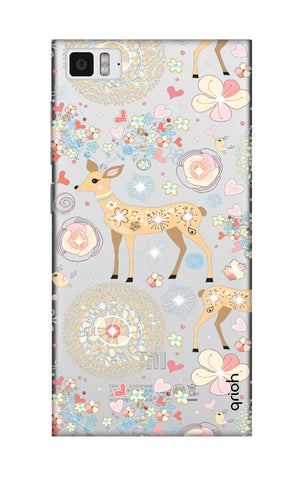 Bling Deer Xiaomi Mi 3 Cases & Covers Online