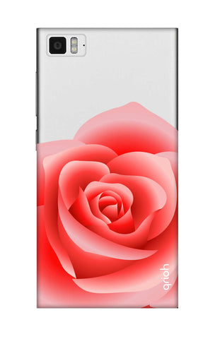 Peach Rose Xiaomi Mi 3 Cases & Covers Online
