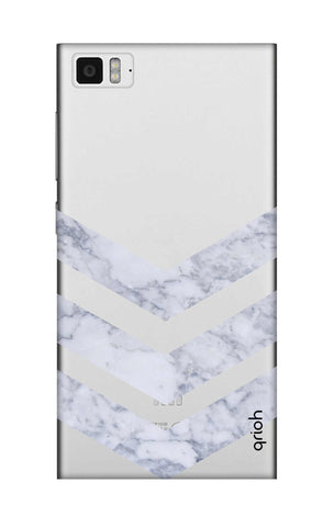 Marble Chevron Xiaomi Mi 3 Cases & Covers Online