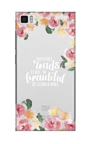 Beautiful Destinations Xiaomi Mi 3 Cases & Covers Online