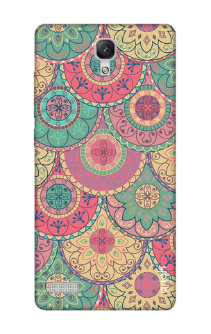 Colorful Mandala Xiaomi Redmi Note Cases & Covers Online