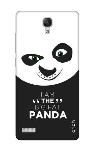 Big Fat Panda Xiaomi Redmi Note Cases & Covers Online