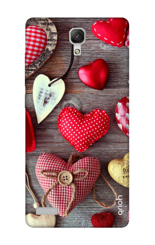 Be Mine Xiaomi Redmi Note Cases & Covers Online