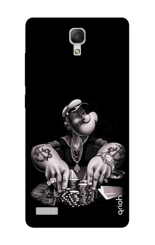 Rich Man Xiaomi Redmi Note Cases & Covers Online