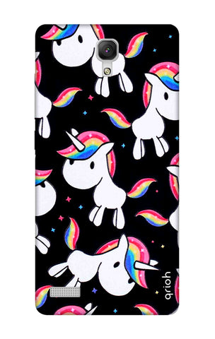 Colourful Unicorn Xiaomi Redmi Note Cases & Covers Online