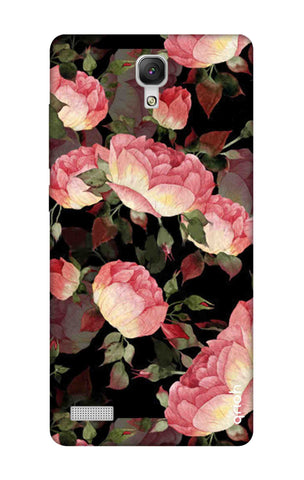 Watercolor Roses Xiaomi Redmi Note Cases & Covers Online