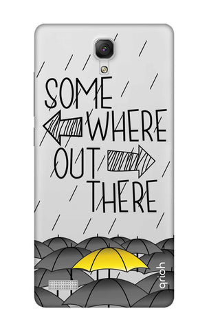 Somewhere Out There Xiaomi Redmi Note Cases & Covers Online