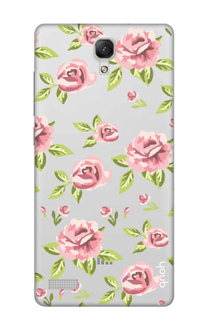Elizabeth Era Floral Xiaomi Redmi Note Cases & Covers Online