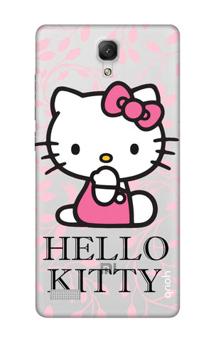 Hello Kitty Floral Xiaomi Redmi Note Cases & Covers Online