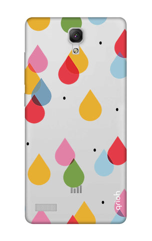 Colourful Drops Xiaomi Redmi Note Cases & Covers Online
