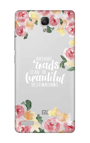Beautiful Destinations Xiaomi Redmi Note Cases & Covers Online