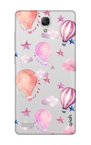 Flying Balloons Xiaomi Redmi Note Cases & Covers Online