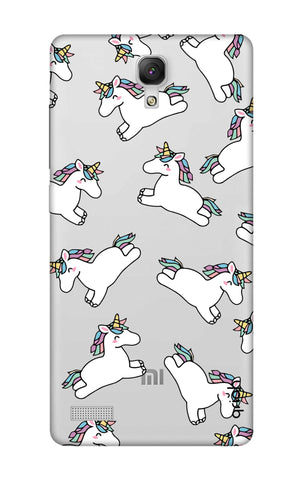 Jumping Unicorns Xiaomi Redmi Note Cases & Covers Online