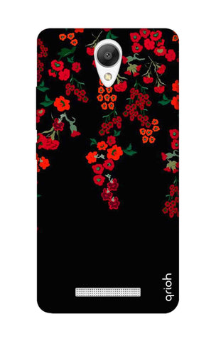 Floral Deco Xiaomi Redmi Note 2 Cases & Covers Online