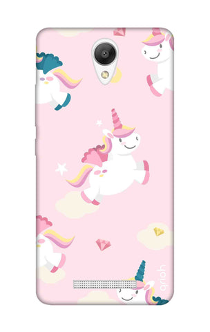 Flying Unicorn Xiaomi Redmi Note 2 Cases & Covers Online