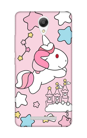 Unicorn Doodle Xiaomi Redmi Note 2 Cases & Covers Online