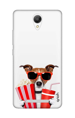 Dog Watching 3D Movie Xiaomi Redmi Note 2 Cases & Covers Online