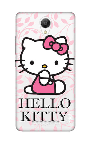 Hello Kitty Floral Xiaomi Redmi Note 2 Cases & Covers Online