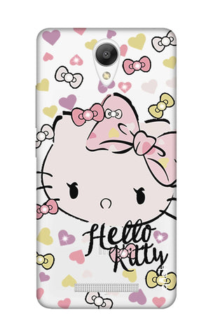 Bling Kitty Xiaomi Redmi Note 2 Cases & Covers Online
