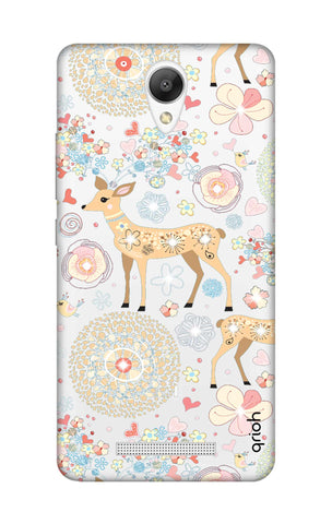 Bling Deer Xiaomi Redmi Note 2 Cases & Covers Online