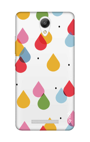 Colourful Drops Xiaomi Redmi Note 2 Cases & Covers Online