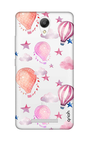 Flying Balloons Xiaomi Redmi Note 2 Cases & Covers Online