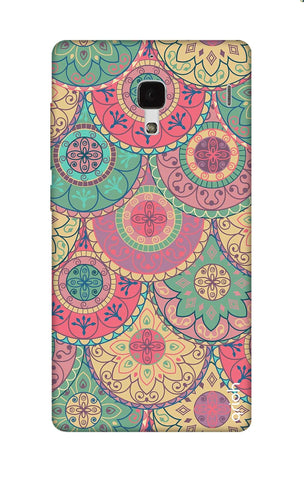 Colorful Mandala Xiaomi Redmi 1S Cases & Covers Online