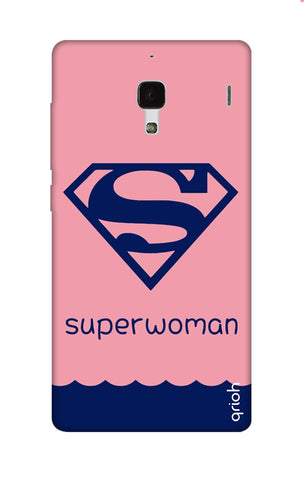 Be a Superwoman Xiaomi Redmi 1S Cases & Covers Online