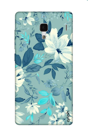 White Lillies Xiaomi Redmi 1S Cases & Covers Online