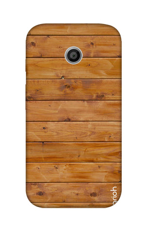 Natural Wood Motorola Moto E Cases & Covers Online