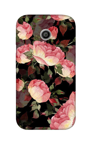 Watercolor Roses Motorola Moto E Cases & Covers Online
