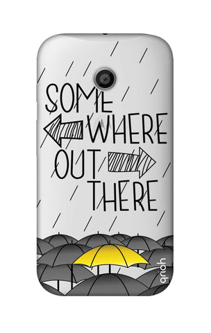 Somewhere Out There Motorola Moto E Cases & Covers Online