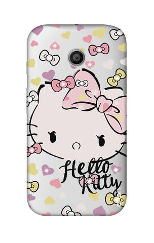 Bling Kitty Motorola Moto E Cases & Covers Online