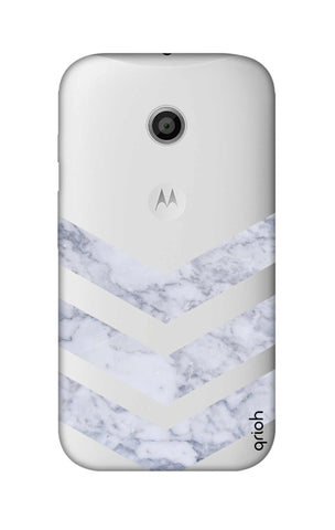 Marble Chevron Motorola Moto E Cases & Covers Online