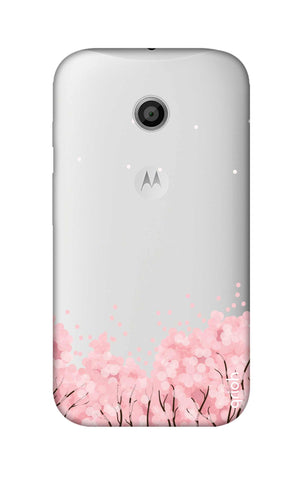 Cherry Blossom Motorola Moto E Cases & Covers Online