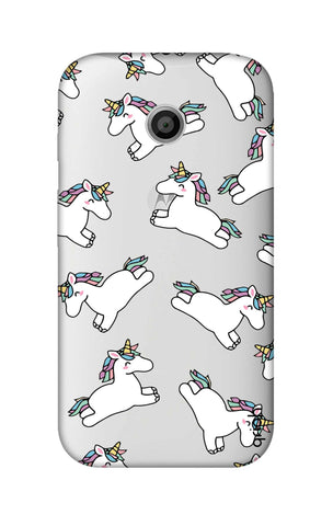 Jumping Unicorns Motorola Moto E Cases & Covers Online