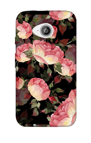 Watercolor Roses Motorola Moto E2 Cases & Covers Online