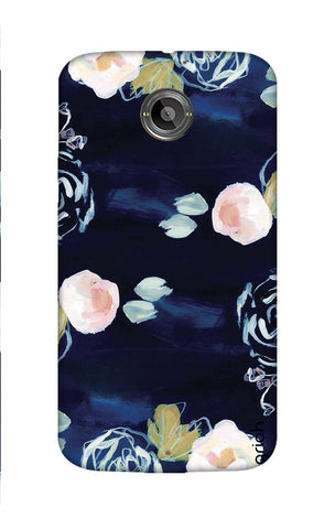 Floral Space Cadet Motorola Moto X2 Cases & Covers Online