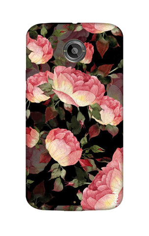 Watercolor Roses Motorola Moto X2 Cases & Covers Online