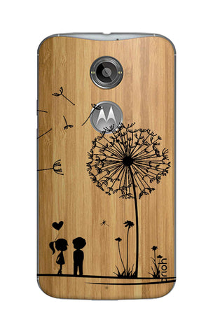 Lover 3D Motorola Moto X2 Cases & Covers Online
