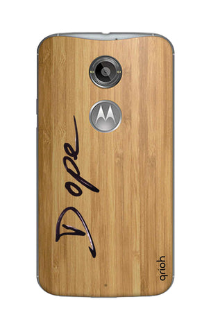 Dope Paint Black Motorola Moto X2 Cases & Covers Online